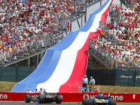French GP still struggling