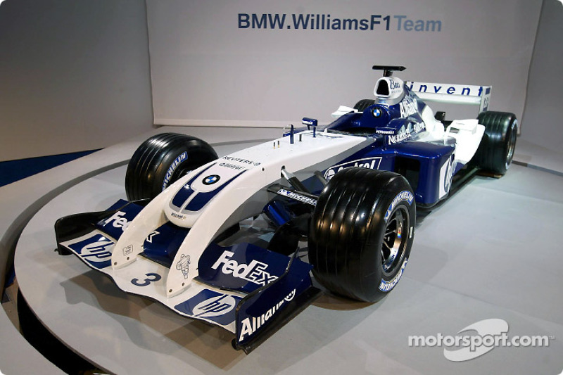 First laps for FW26 at Valencia