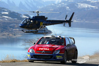 Traditional lift off in Monte Carlo begins