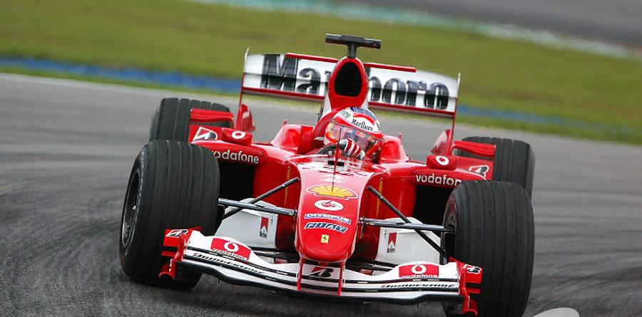 Barrichello tops Bahrain GP second practice