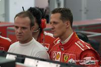 Ferrari front row for Bahrain GP