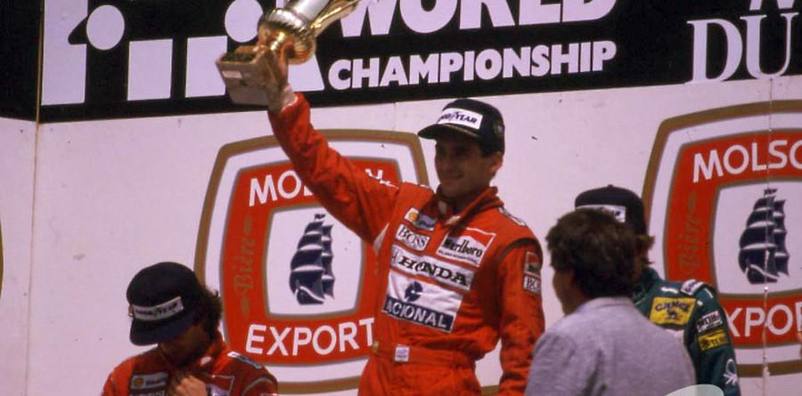 Senna anniversary evokes memories