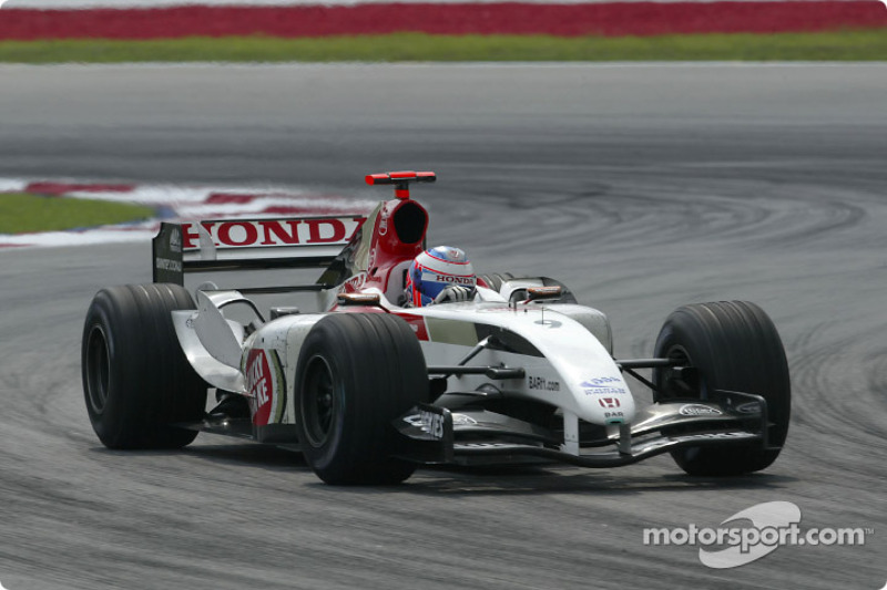A lap of Imola with Button