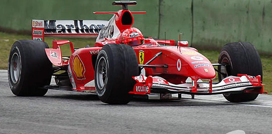 Schumacher aiming to continue winning streak