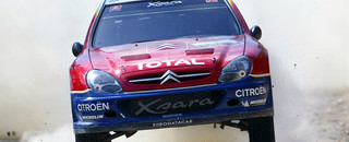 WRC Peugeot denied victory, Loeb named Cyprus winner