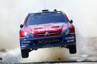 Peugeot denied victory, Loeb named Cyprus winner
