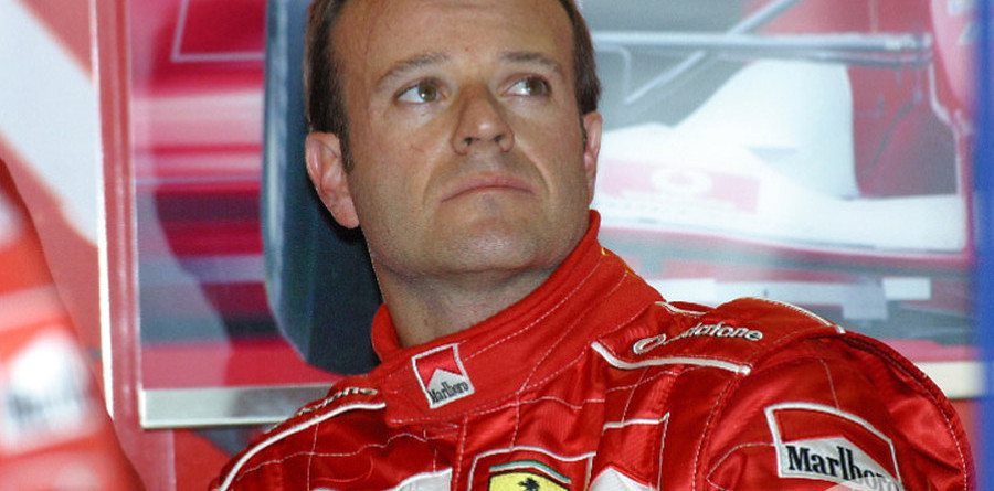 Mixed feelings for Barrichello