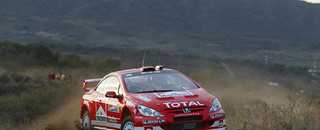 WRC Gronholm takes Friday lead in Rally Argentina