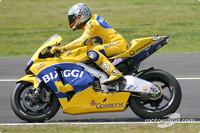 Biaggi wins German GP at the Sachsenring