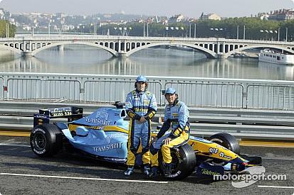 Renault wows Lyon crowds