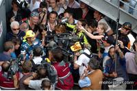Rossi writes history in Australia