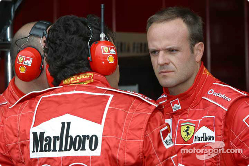Barrichello's best chance for home win