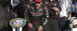 NASCAR XFINITY BUSCH: McMurray grabs PIR victory