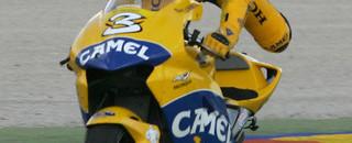 MotoGP Biaggi injured in SuperMoto accident