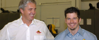 IndyCar IRL: Carpentier to Cheever, Cheever to Toyota