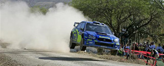 WRC Solberg clinches Rally Mexico victory
