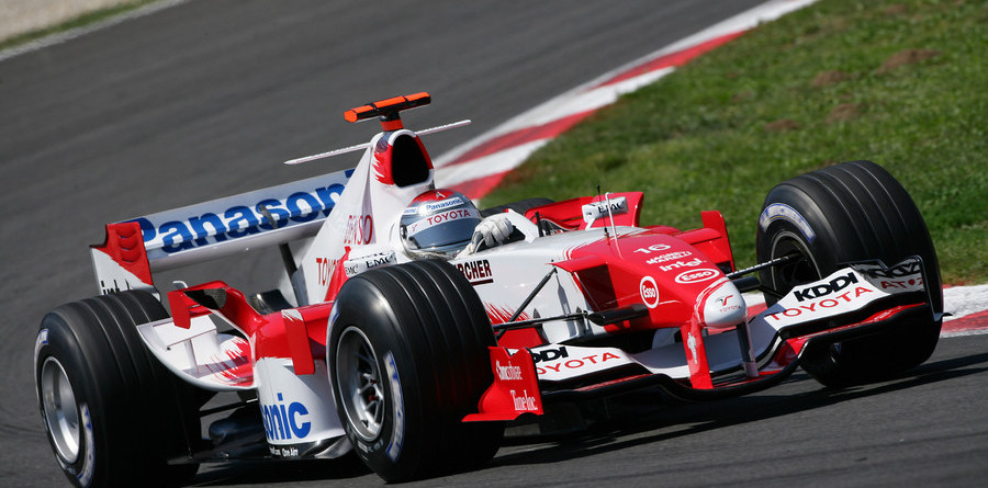 Trulli snatches provisional pole for Spanish GP