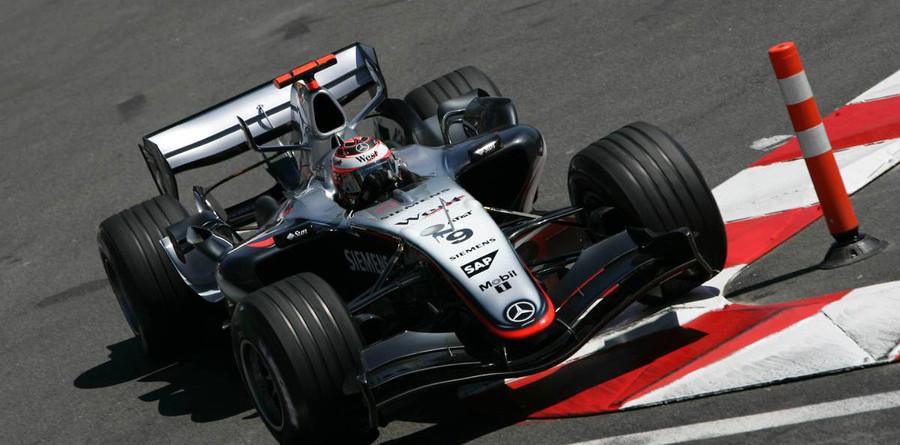 Raikkonen holds pole position for Monaco GP