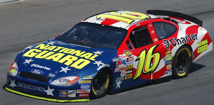 Biffle earns victory at The Monster Mile