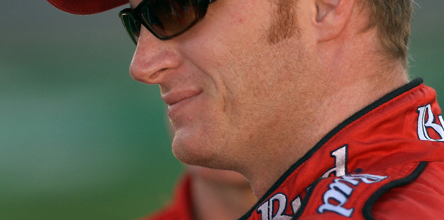 Earnhardt continues to freefall