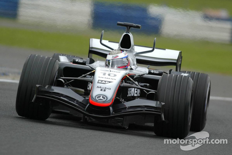 A lap of Montreal with Montoya