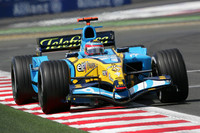 Alonso gives Renault home pole for French GP