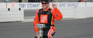 NASCAR Cup Stewart is on a hot streak