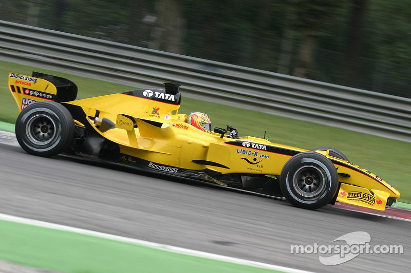Monteiro to debut new Jordan