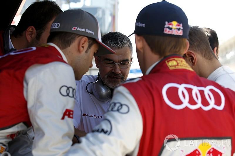 Ekström & Audi: Es war eine gemeinsame Entscheidung