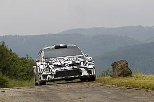 VW rencana tampilkan secara utuh mobil WRC 2017