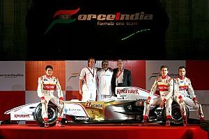 Fórmula 1 Historia GALERÍA: hace 10 años se presentaba el Sahara Force India VJM01