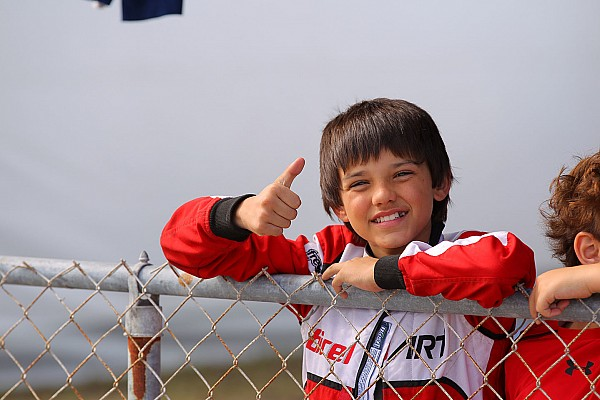 Kart News Sohn von Juan Pablo Montoya bald Ferrari-Nachwuchsfahrer?