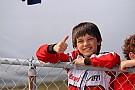 Kart Sohn von Juan Pablo Montoya bald Ferrari-Nachwuchsfahrer?