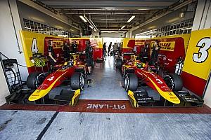 FIA F2 Son dakika Racing Engineering F2 serisinden ayrıldı