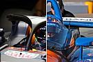 Слайдер: порівняння Halo в Ф1 та Aeroscreen в IndyCar