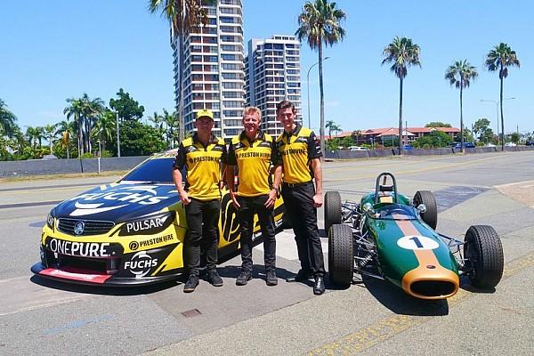 Внук Джека Брэбэма выступит в трех марафонских гонках Supercars