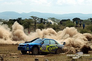 WRC Noticias de última hora El gobierno de Kenia apoya el regreso del clásico Rally Safari