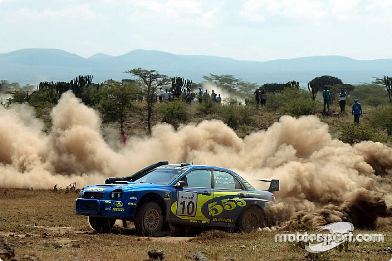 El gobierno de Kenia apoya el regreso del clásico Rally Safari