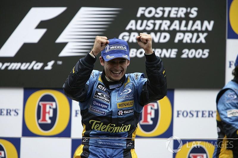 Физикелла выступит в гонке GT в рамках Гран При Австралии