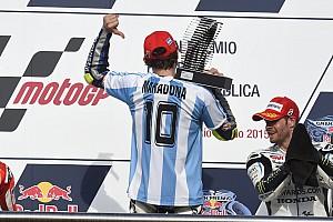 MotoGP Galería Galería: los 10 momentos históricos del GP de Argentina en Termas de Río Hondo