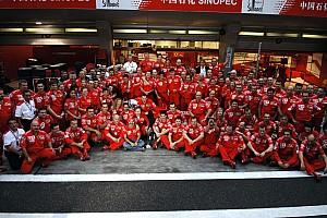 Formula 1 En iyiler listesi Çin GP'sinde kazananlar ve podyuma çıkanlar