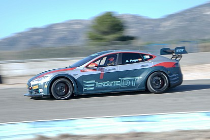 La primera temporada del Electric GT empezará en Jerez