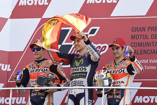 MotoGP Galería Galería: todos los españoles que han logrado subir al podio en MotoGP