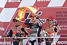 Galería: todos los españoles que han logrado subir al podio en MotoGP