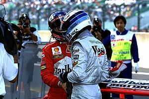 Формула 1 Новость Боттас изменил дизайн шлема в честь Хаккинена