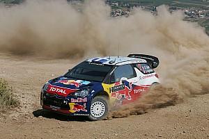 WRC Actualités Citroën ouvert à un retour d'Ogier en 2019