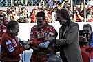 Fórmula 1 Montezemolo: Marchionne tem inveja de glórias da Ferrari