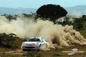 WRC Actualités Le Safari Rally proche d'un retour au calendrier WRC