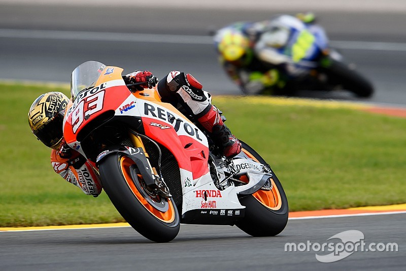 Marquez form reminds Rossi of 2014 MotoGP season