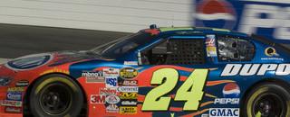 NASCAR Cup Jeff Gordon wins at Martinsville